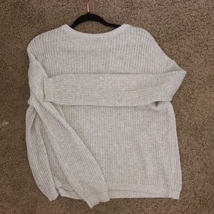 Tops - Oversized sweater